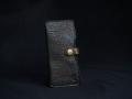 Les Cuirs de Lune - Etui à portable XL brun vieilli