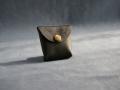 Mini porte-monnaie noir