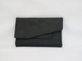porte-papiers tabatière noir