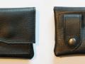 Porte-Monnaie Home noir avec passant ceinture