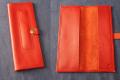 Les Cuirs de Lune - Protège cahier rouge