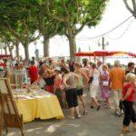 Prise de vue Les Artisanales du Grand Port d'Aix-les-Bains édition 2015