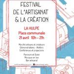 Festival de l'artisanat & la création avril 2018